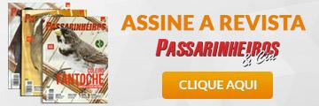 Assinatura de Revista Passarinheiro&Cia